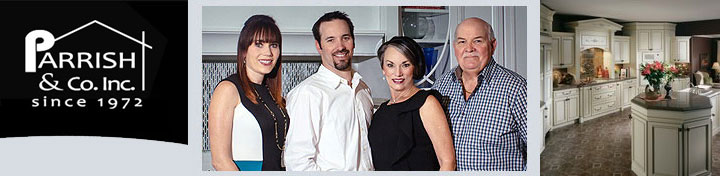 The Parrish Company: Kelly, Brette, Susan and Dan
