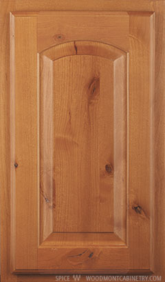 Woodmont Knotty Alder Cabinetry