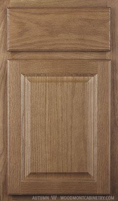 Woodmont Oak Cabinetry