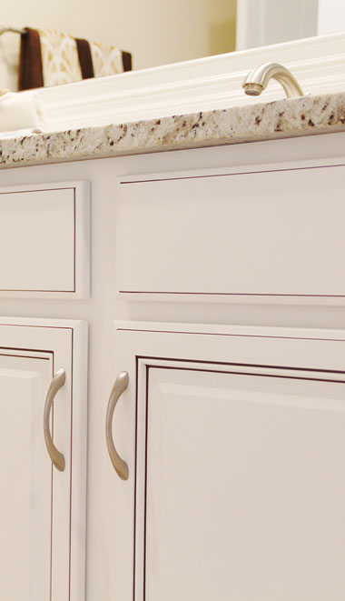 Woodmont Cabinetry finish process