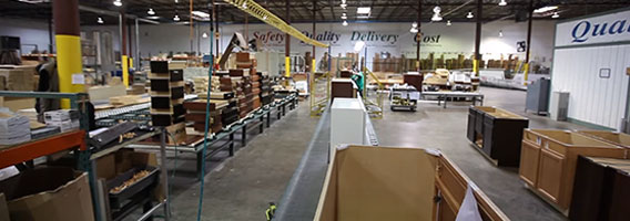 Superieur Woodmont Cabinetry Factory