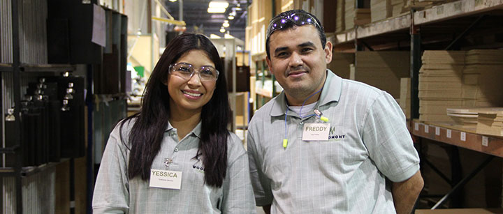 Woodmont Cabinetry Team Members