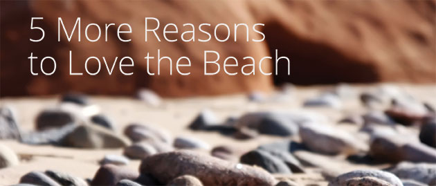 Woodmont Cabinetry's 5 New Colors is 5 More Reasons to love the beach