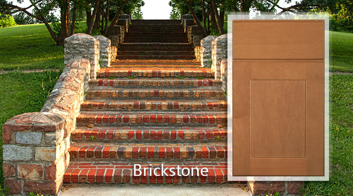 Woodmont Brickstone Maple