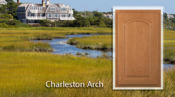 Woodmont Charleston Arch Maple