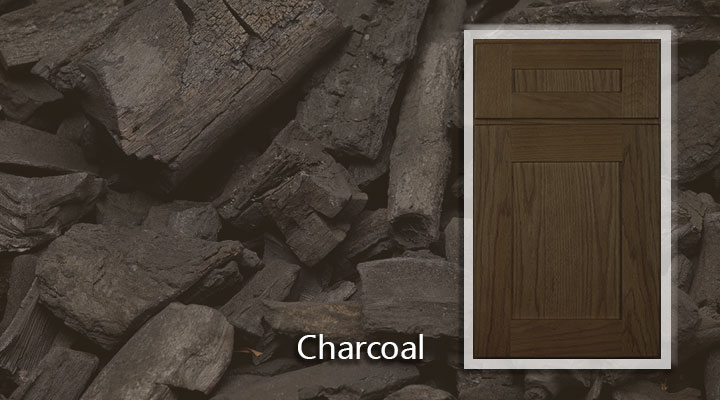 Woodmont Charcoal Stain Finish