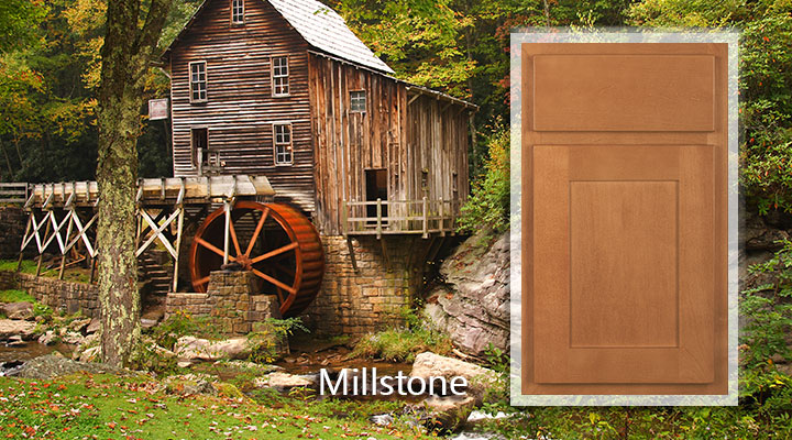 Woodmont Millstone Maple