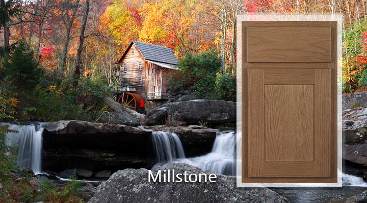 Woodmont Millstone Oak