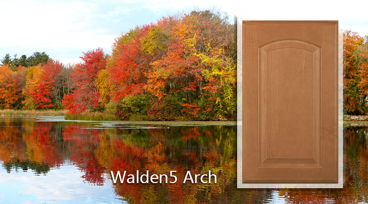 Woodmont Walden5 Arch Maple