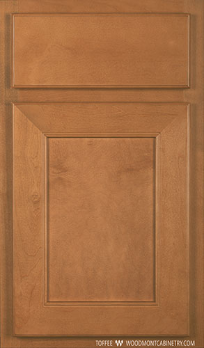 Belmont ii maple woodmont cabinetry for 2m french doors