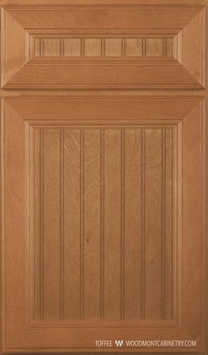 Woodmont Maple Cabinetry