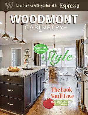 Woodmont Cabinetry Espresso Designer Guide PDF