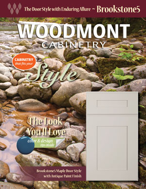 Woodmont Cabinetry Brookstone5 Style Guide PDF