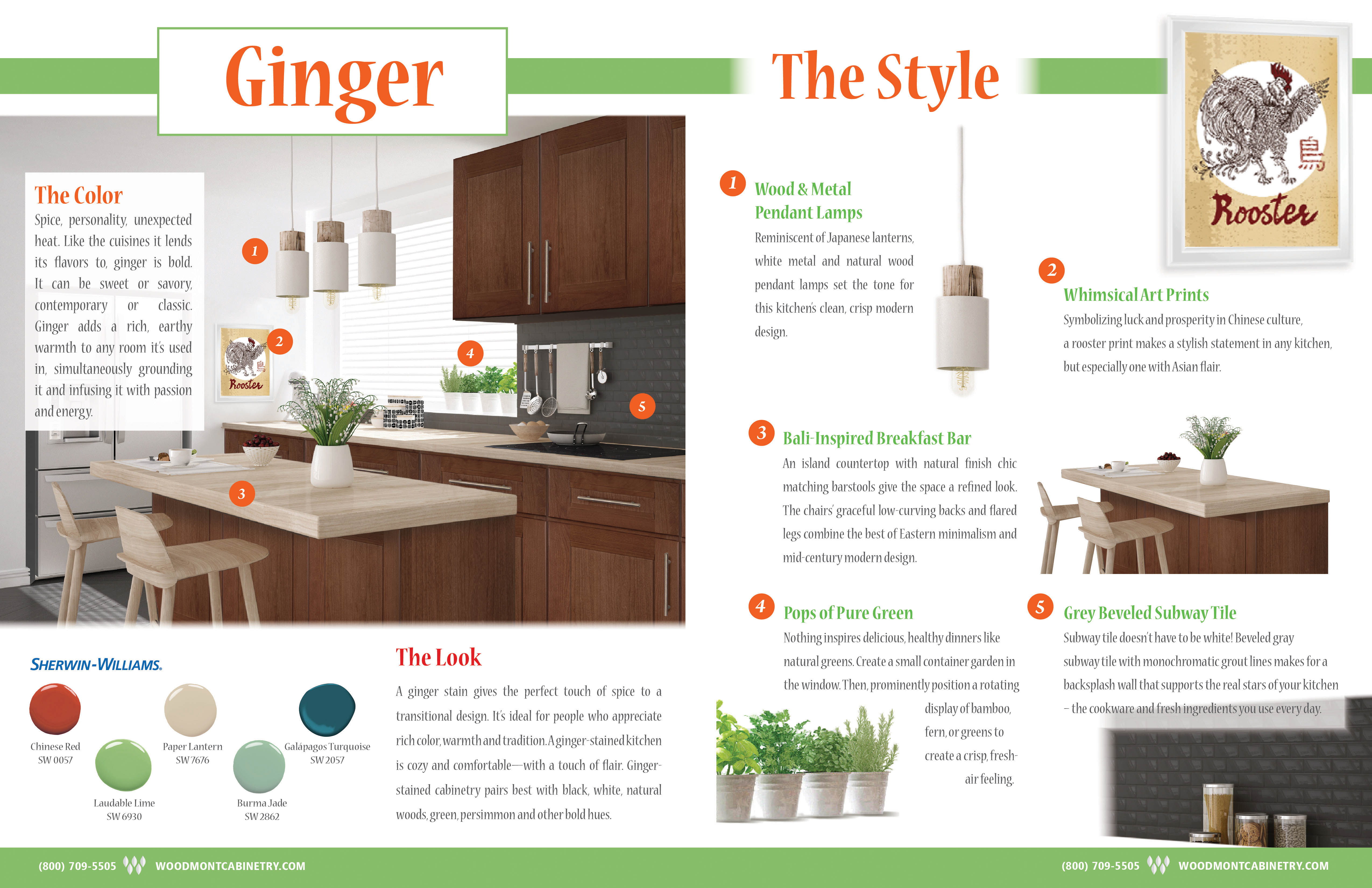GINGER STYLE GUIDE