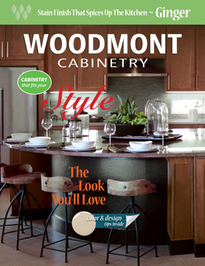 Woodmont Cabinetry Ginger Style Guide