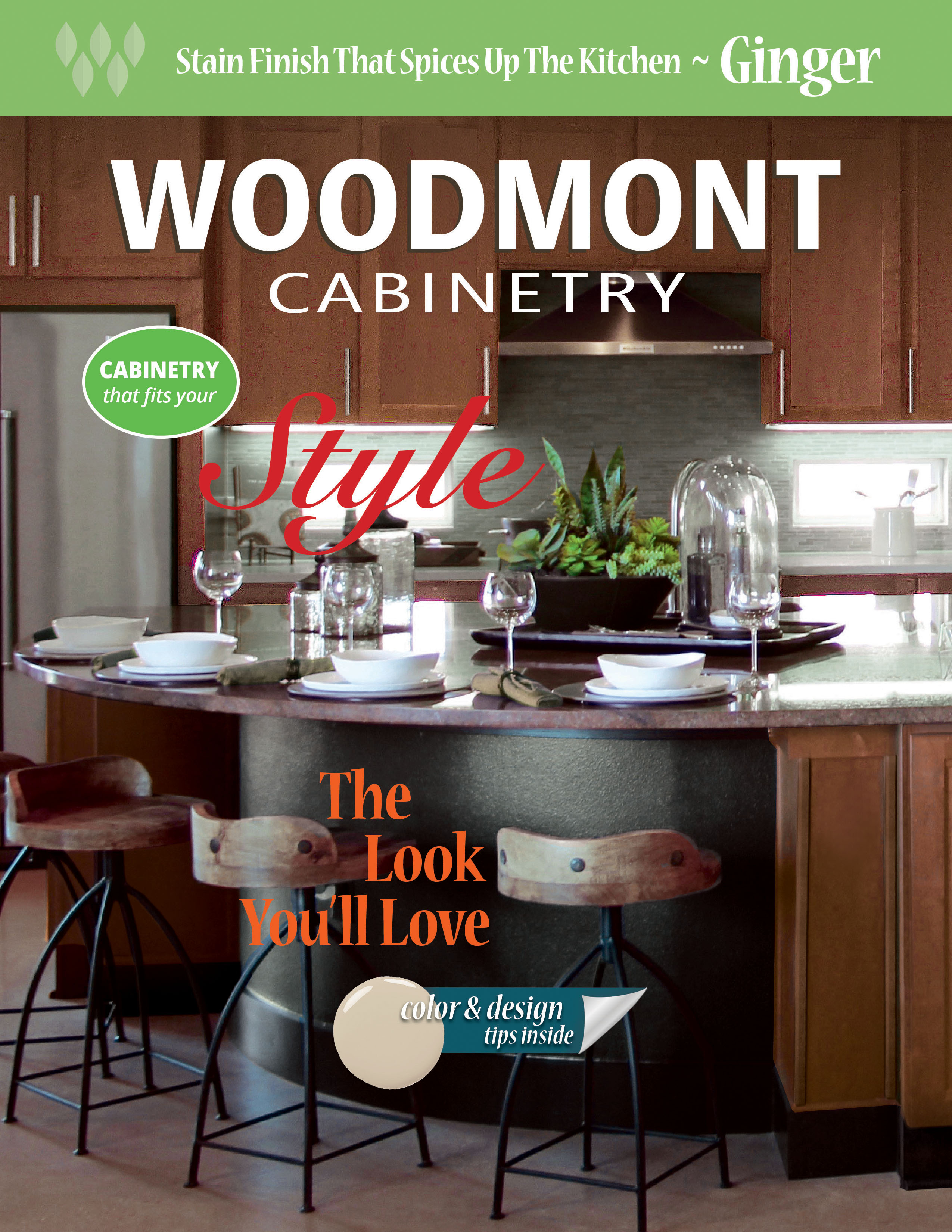 Beau Woodmont Cabinetry