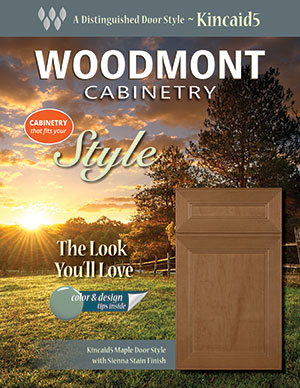 Woodmont Cabinetry Kincaid5 Door Style Guide