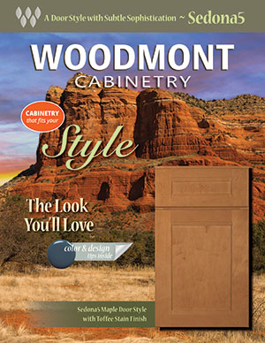 Woodmont Cabinetry Sedona5 Door Designer Guide