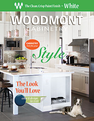 Woodmont Cabinetry White Paint Finish Style Guide