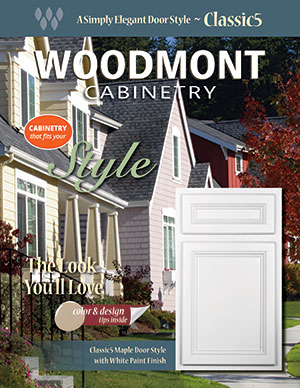 Woodmont Cabinetry Classic5 Door Style Guide