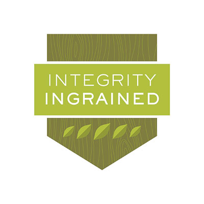 Integrity Ingrained trademarked by Woodmont Cabinetry