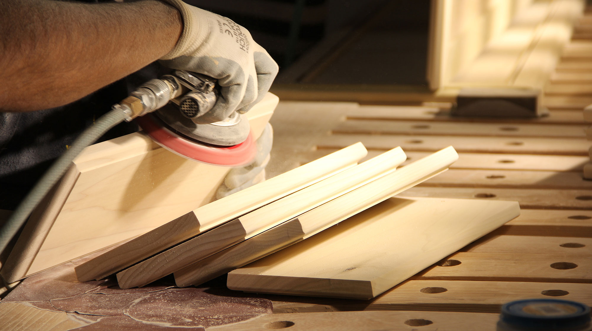 Learn about Woodmont Cabinetry craftsmanship
