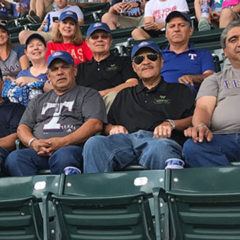 """Woodmont Cabinetry Takes the """"20 Year Club"""" Out to the Ball Game!"""