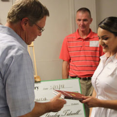 Woodmont Cabinetry Scholarship Recipients Encouraged to Love, Serve, and Care